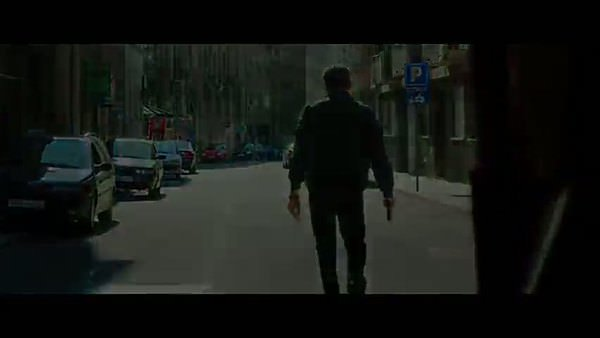 Hedefteki Adam filminin fragmanı