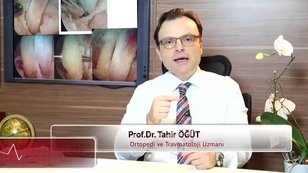 Ayak bileği kıkırdak problemleri ve artroskopisi nelerdir?