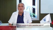 Prostat hastalığında tedavi seçenekleri nelerdir?