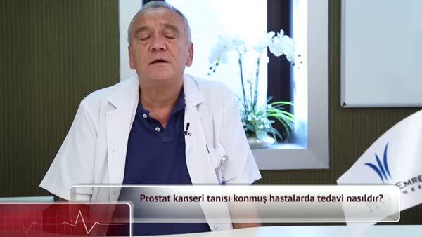 Prostat kanseri tanısı konmuş hastalarda tedavi nasıldır?