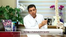 Endoskopik disk cerrahisi nedir?