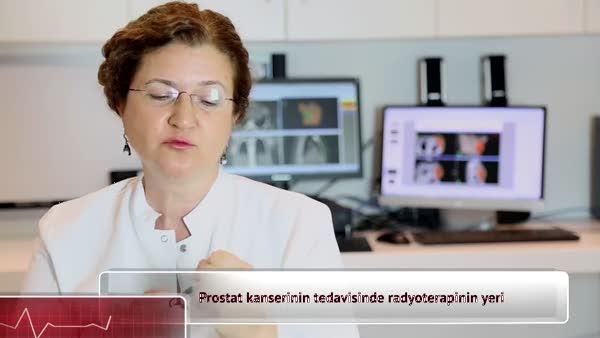 Prostat kanserinin tedavisinde radyoterapinin yeri
