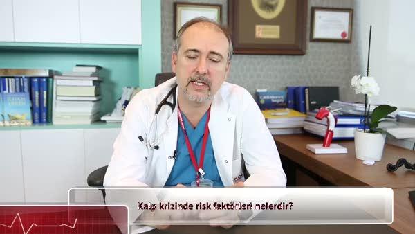 Kalp krizinde risk faktörleri nelerdir?
