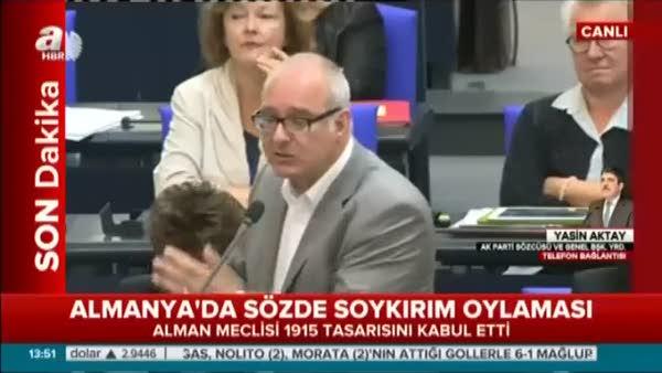 AK Parti Genel Başkan Yardımcısı Yasin Aktay,