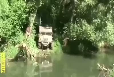 Denizaltı gibi araç!