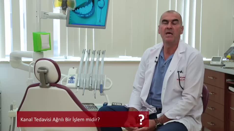 Kanal tedavisi ağrılı bir işlem midir?