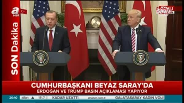 Cumhurbaşkanı Erdoğan: Aramızdaki ilişkileri güçlü tutmamız küresel barış ve istikrar için önemlidir