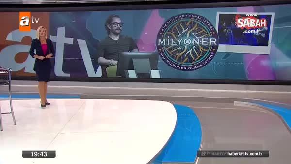 Bollywood yıldızı Aamir Khan 'Milyoner'de yarıştı!