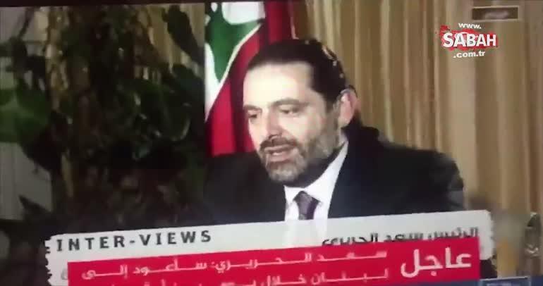 İran'ı hedef gösteren Lübnan eski Başbakanı Saad Hariri direktif mi alıyor?