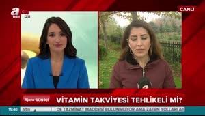 Vitamin takviyesi tehlikeli mi?