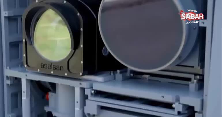 İşte Türk Silahlı Kuvvetleri'nin yeni silahı: Milli lazer nefes aldırmayacak!