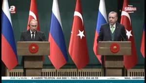 Cumhurbaşkanı Erdoğan: İkili ve bölgesel konuları ele aldık