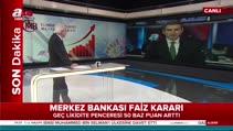 Merkez Bankası'ndan faiz kararı açıklaması