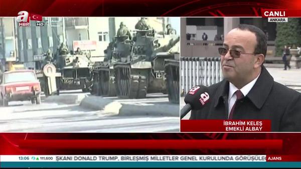 Emekli Albay İbrahim Keleş