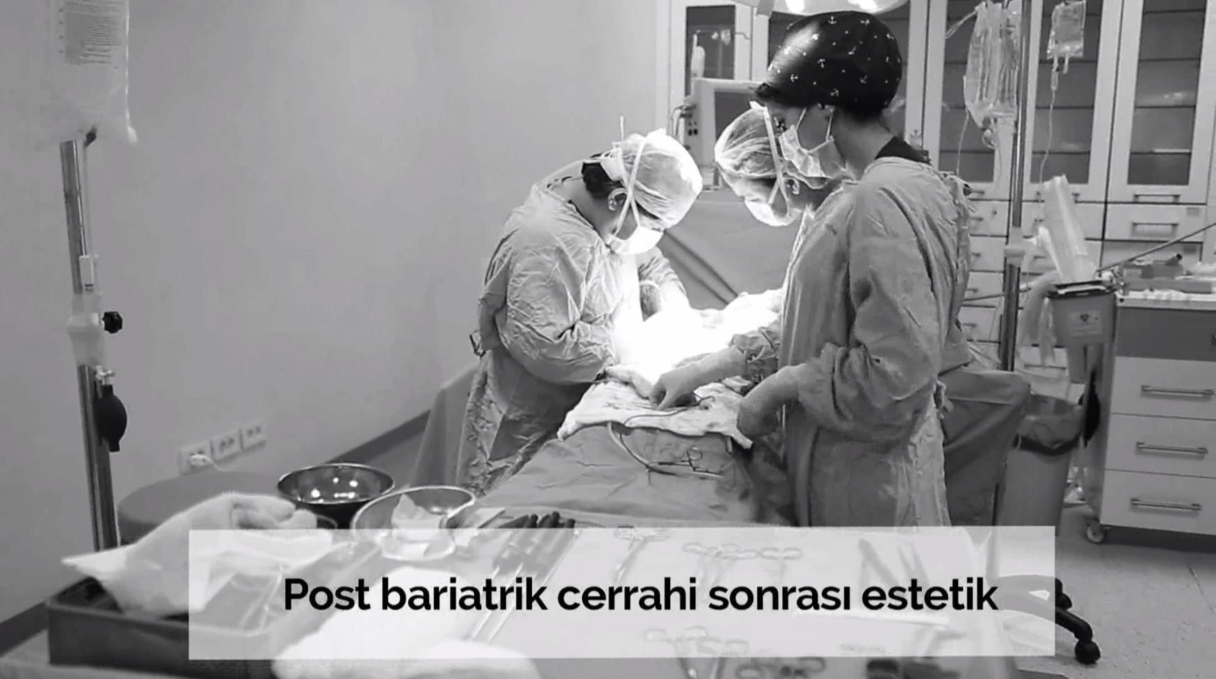 Post bariatrik cerrahi sonrası estetik uygulamaları nelerdir?