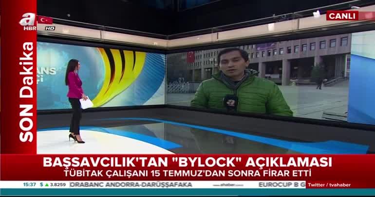 Mor Beyin yazılımını yapan TÜBİTAK çalışanı FETÖ firarisi Kemalettin Cengiz Erbakırcı