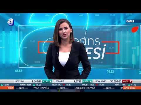 Borsa İstanbul'da Öne Çıkan Şirket Raporları! / Seans Öncesi / A Para /  11.01.2021