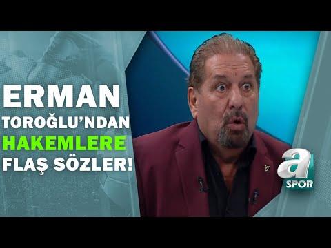 Erman Toroğlu: ''Bu Hakemler Kokuyor!''  / Takım Oyunu FULL Bölüm / 24.01.2021