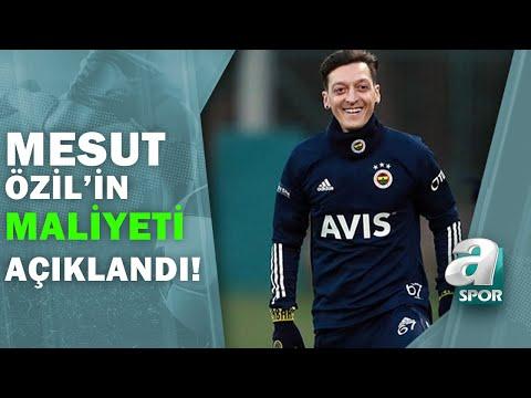 Fenerbahçe Mesut Özil'in Maliyetini Resmen Açıkladı!  / Spor Gündemi Transfer