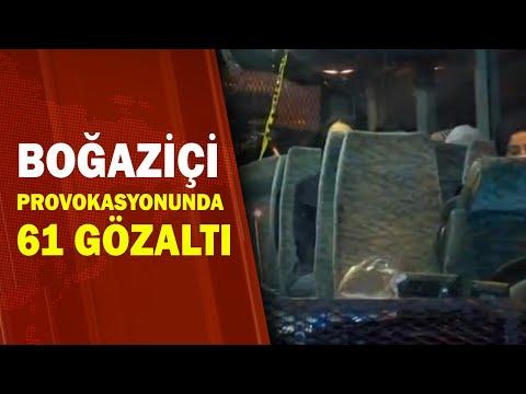 Kadıköy'deki Eylemlerde Gözaltına Alınan 61 Kişi Adliyede