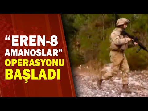 PKK'ya 3 İlde Düzenlenen Operasyona Bin 670 Personel Katılıyor