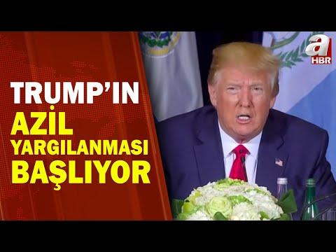 Trump'ın Azil Süreci Nasıl İşleyecek?