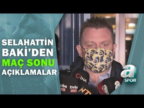 Fenerbahçeli Yönetici Selahattin Baki: