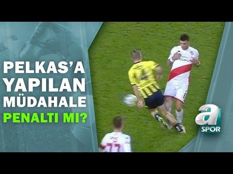 Fenerbahçe'nin İptal Edilen Penaltısında Hakem Kararı Doğru Mu? / Takım Oyunu / 04.03.2021