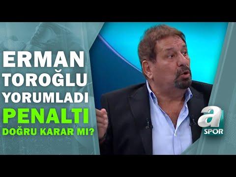 Erman Toroğlu Yorumladı! Kasımpaşa'nın Penaltısı Doğru Karar mı?(Kasımpaşa 1-0 Beşiktaş)/ 04.04.2021