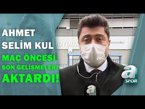 Ahmet Selim Kul, Fenerbahçe - Denizlispor Maçı Öncesi Son Gelişmeleri Aktardı!