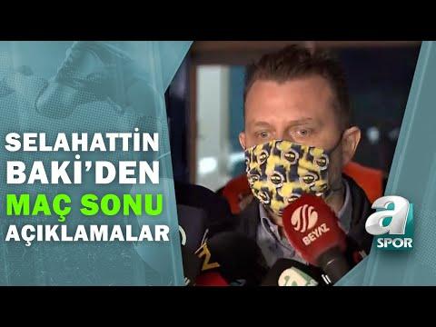 Fenerbahçe Yöneticisi Selahattin Baki: