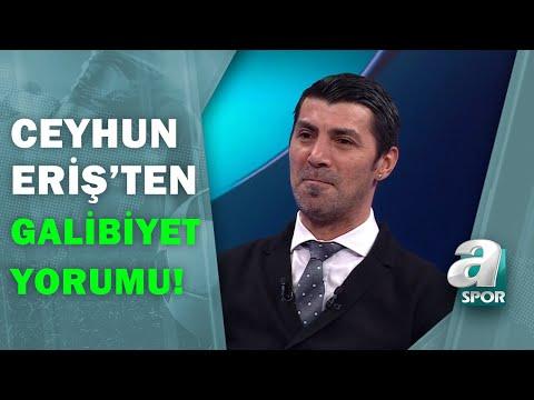 Ceyhun Eriş, Fenerbahçe'nin Denizlispor Galibiyetini Yorumladı!  / Son Sayfa
