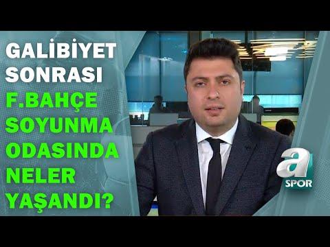 Fenerbahçe'nin Galibiyet Sonrası Soyunma Odasında Neler Yaşandı? Ahmet Selim Kul Açıkladı!