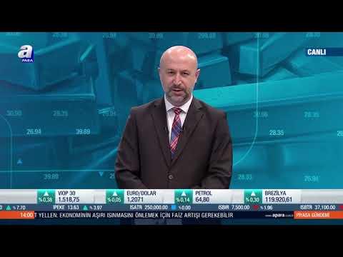 Borsa İstanbul'da Beklentiler / Piyasa Gündemi / A Para / 06.05.2021