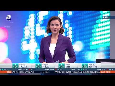 Elvan'dan Kripto Para Açıklaması / Seans Öncesi / A Para / 06.05.2021