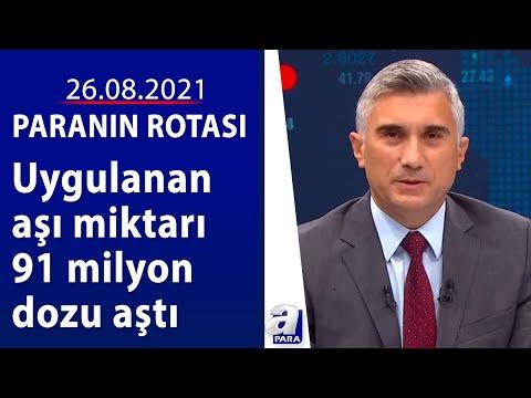 Türk askeri Afganistan'dan döndü / Paranın Rotası / 26.08.2021