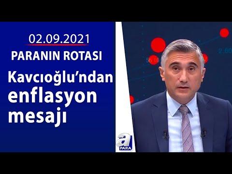 Türkiye'nin büyüme tahminleri yükseldi / Paranın Rotası / 02.09.2021