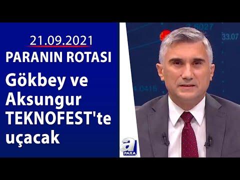 Erdoğan BM üyelerine hitap edecek / Paranın Rotası / 21.09.2021