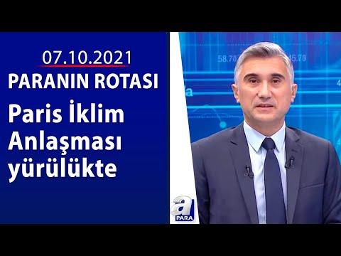 Putin: Rusya Avrupa'ya doğalgaz arzını artırıyor / Paranın Rotası / 07.10.2021